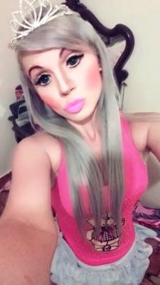 Barbie Humana 8
