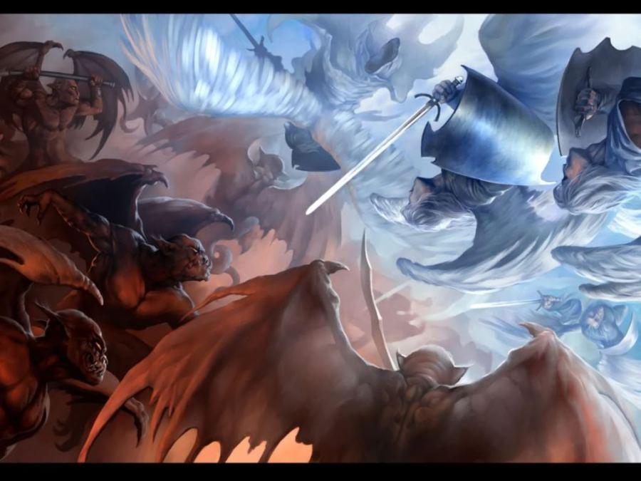 Ataques no Mundo Espiritual – Parte III - Final 27