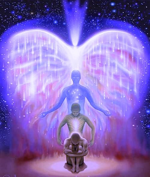 Corpo Físico - Corpo Espiritual 4