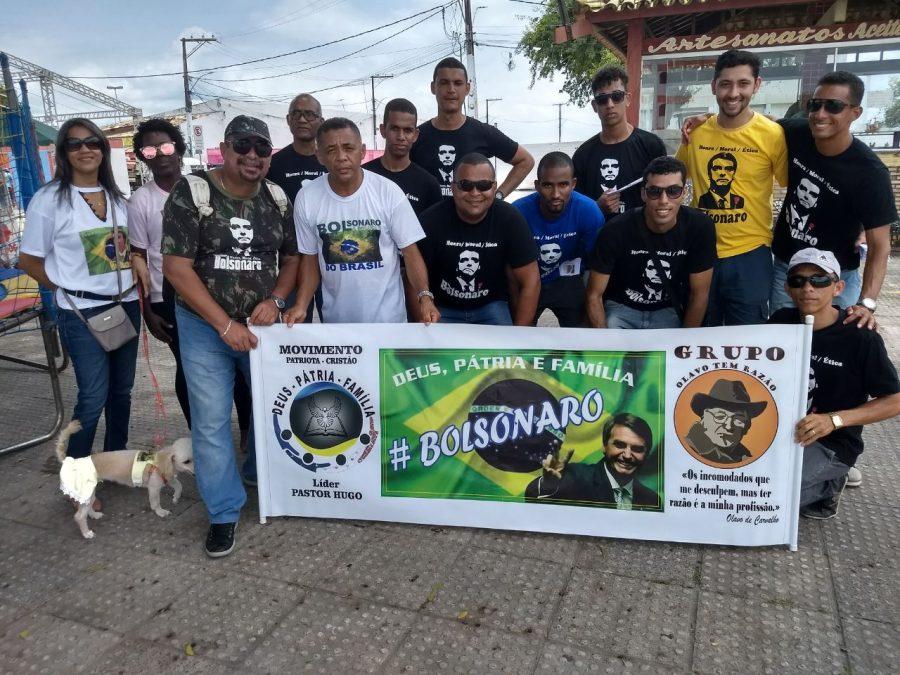 Luís Cavalcante é Teólogo, Economista, Professor universitário e Empresário da Cidade de Osasco, onde comanda o MovimentoDireita São Paulo - Núcleo Osasco, que conta atualmente com cerca de dez mil membros ativos