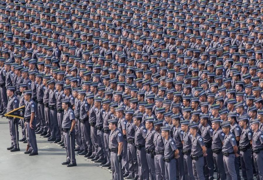 História da Polícia Militar do Estado de São Paulo 4