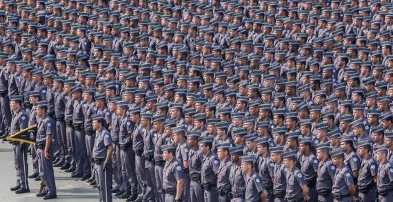 História da Polícia Militar do Estado de São Paulo