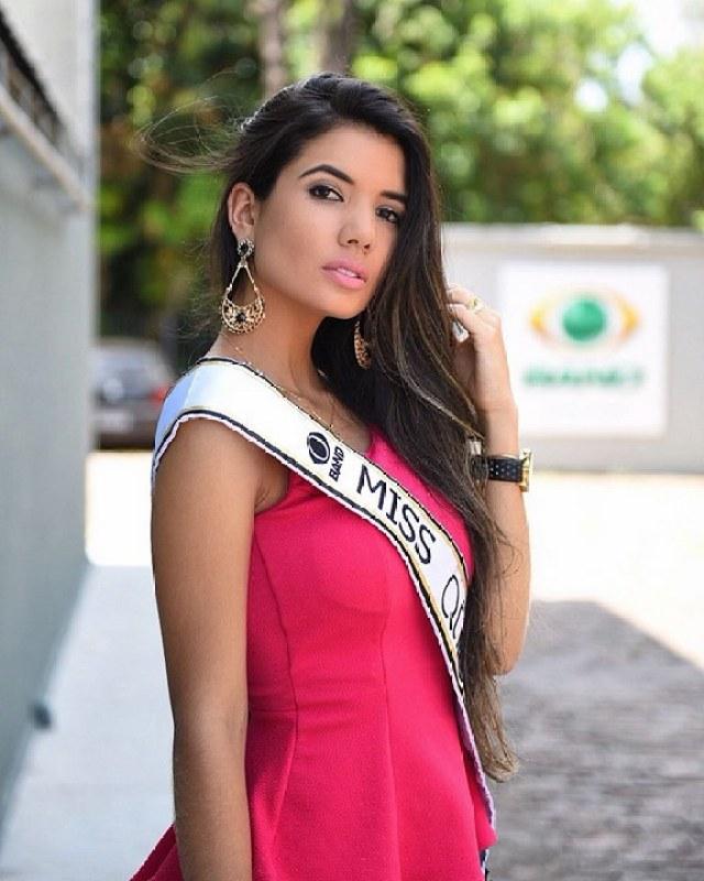 Aline Munekata Gonçalves, Soberana das Passarelas da Beleza Feminina 1