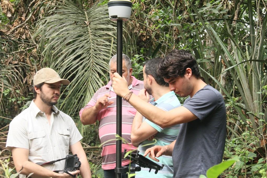 Pesquisadores sugerem sistema de navegação por satélite para a regularização de terras no Brasil 12