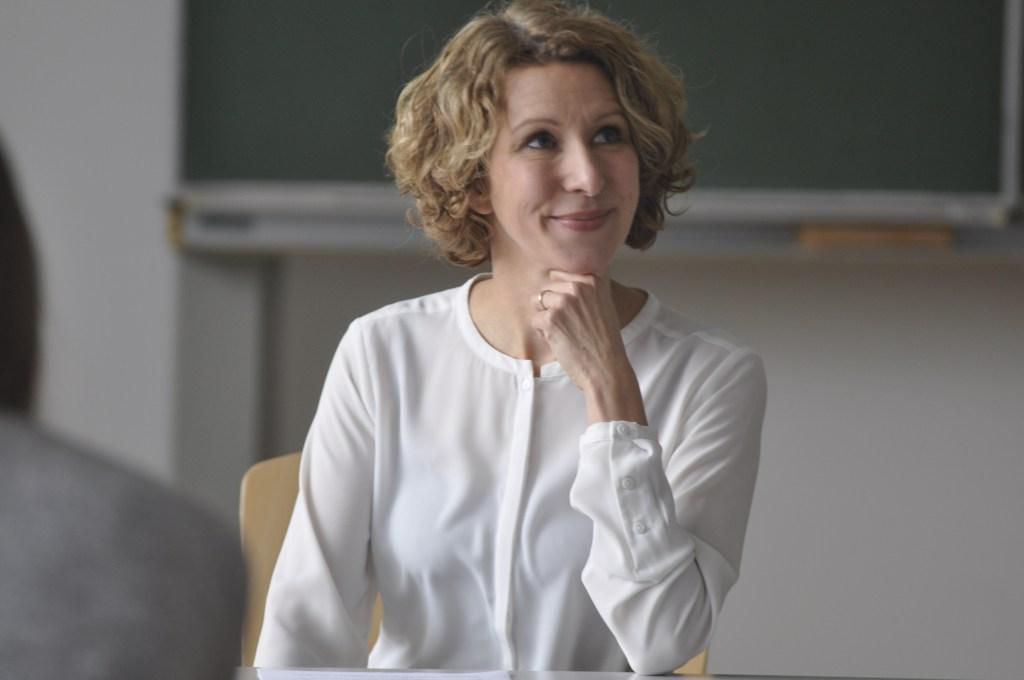 Julia Ditschke. (Foto: Carsten Vogel)