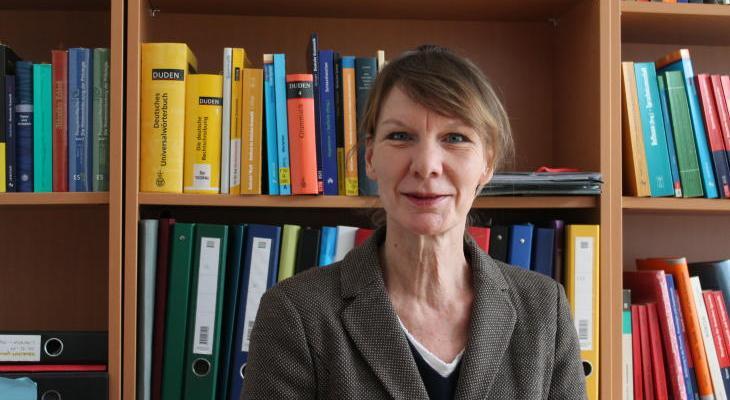 Sabine Frilling: Zwischen Wissenschaft und Kreativität