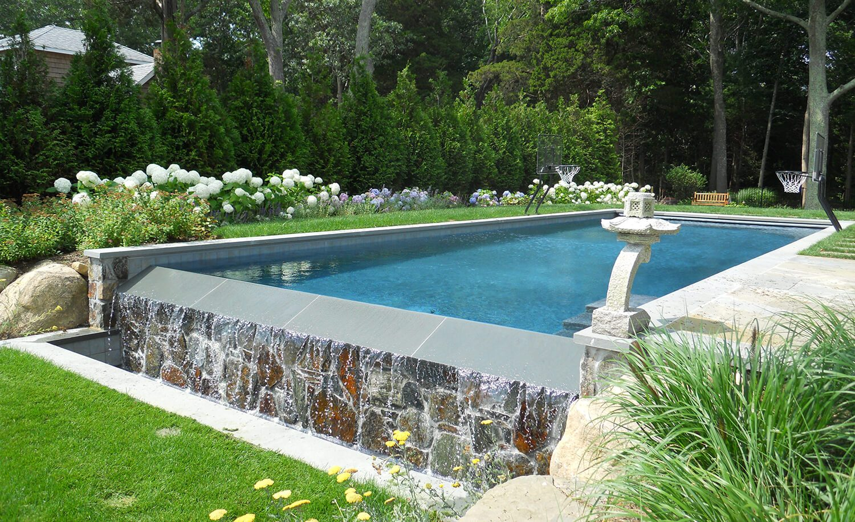 Custom Pool Builder Long Island  Pool Renovation  Pool Service