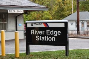 River Edge, NJ Train Station