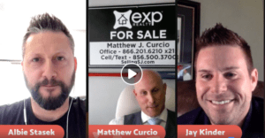 Facebook Live with Matt Curcio, Jay Kinder, and Albie Stasek