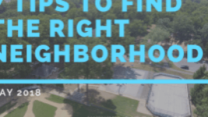 7 Tips to Find the Right Neighborhood | Bergen County Real Estate Show Episode 9