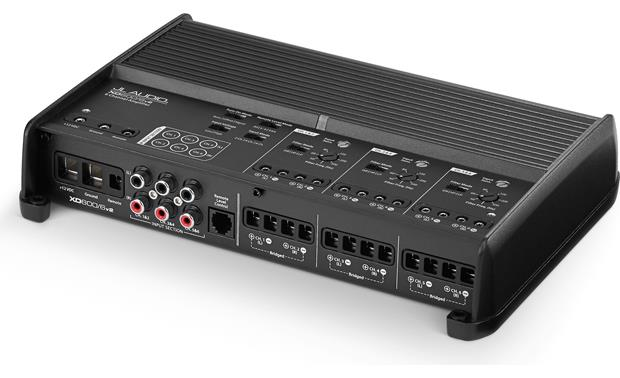 6 Channel Car Amplifier