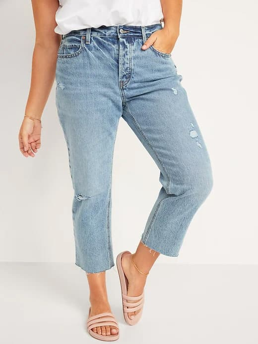 Did Old Navy Just Solve Denim's Most Annoying Issue?