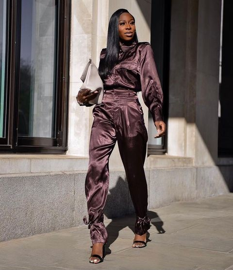 Fashion Bombshell of the Day: Ama from London