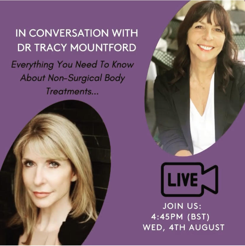 In Conversation With Dr Tracy Mountford