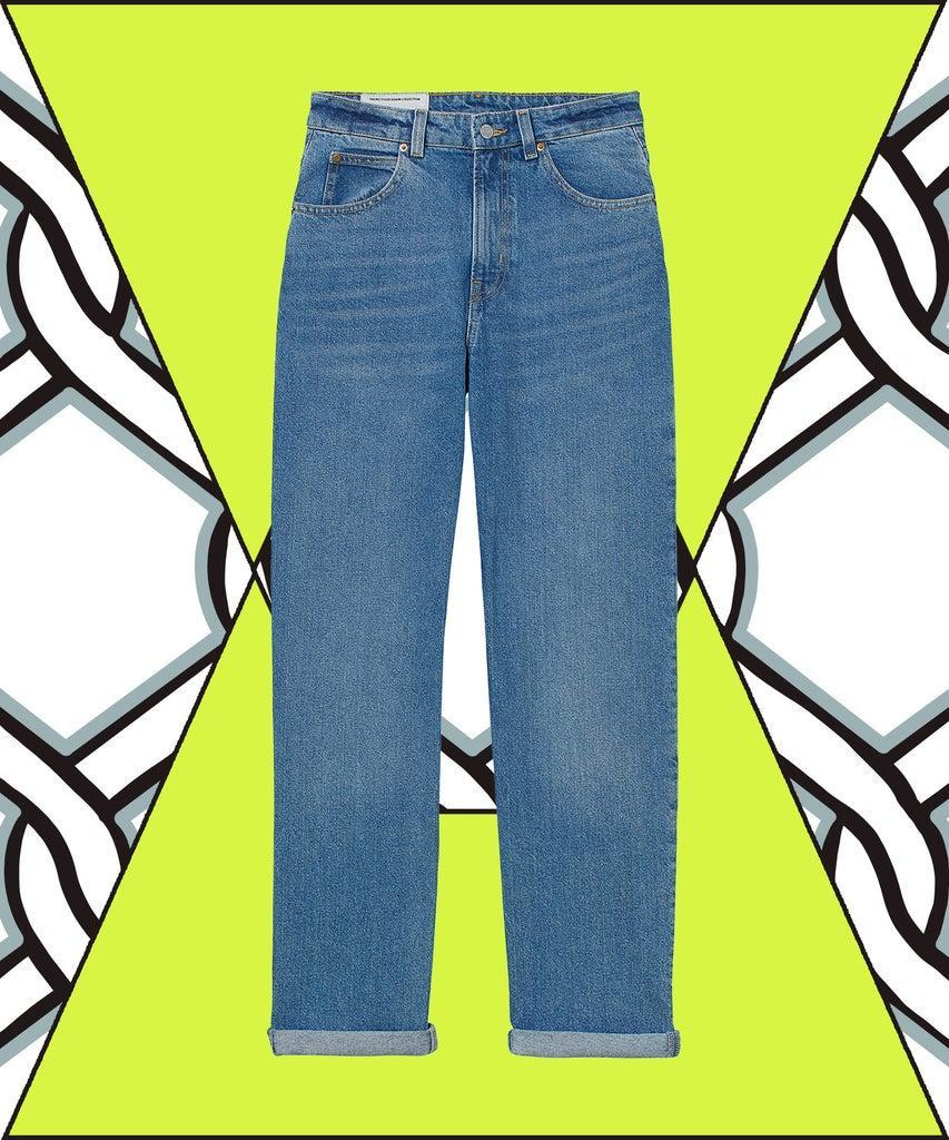 H&M's Latest (& Sustainable) Denim Drop Confirms We're Reliving The '90s