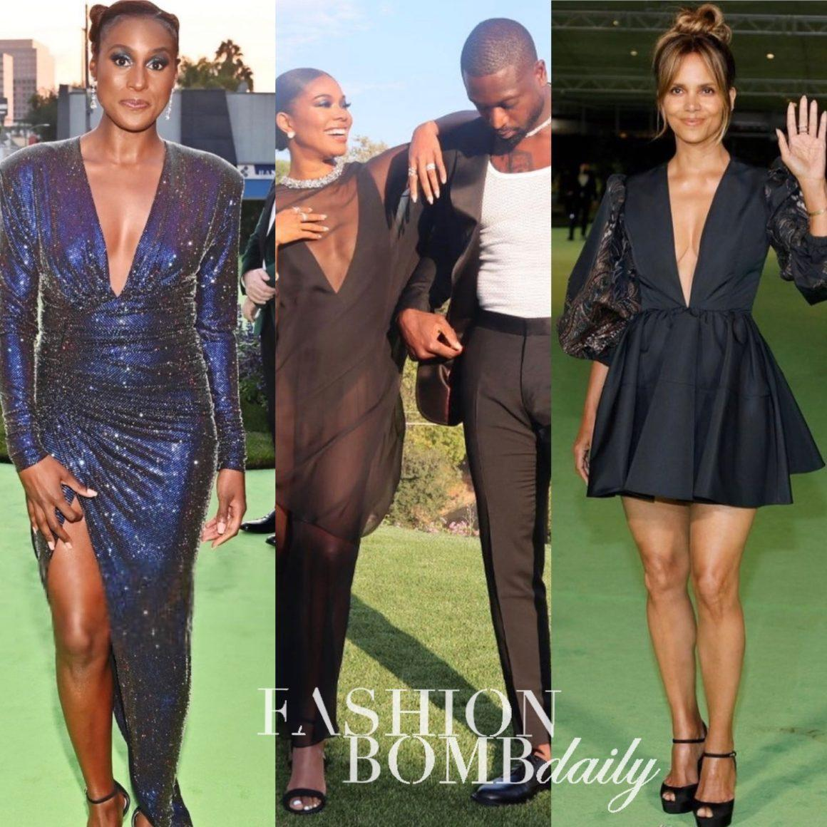 Top 10 Best Dressed at the Academy Museum Gala: Halle Berry in Etro, Gabrielle Union in Alexandre Vauthier and Dwyane Wade in Gucci, Issa Rae in Alexandre Vauthier + More