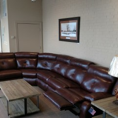 Southern Furniture Gibson Sofa Light Wood Table Reclining Furniture, Mooresville, Nc | Brothers ...