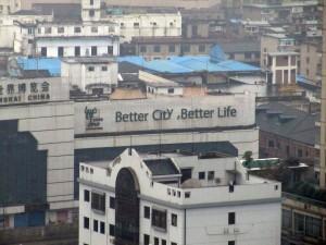 Shanghai, Better City Better Life