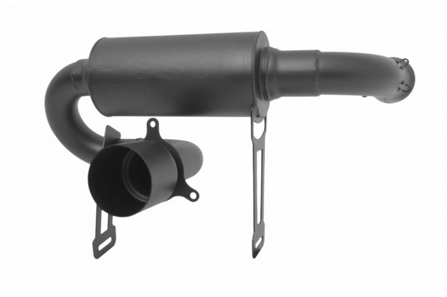 gibson performance exhaust can am