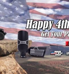 4th of july promo patriot series  [ 2000 x 999 Pixel ]