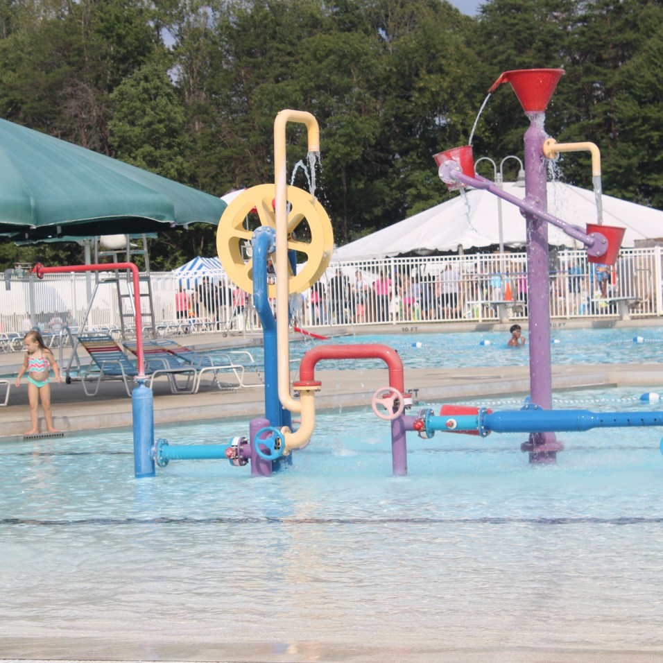 NE Park Pool (Cool Kids Lifesized Toy)