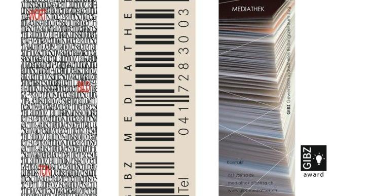 Neue Buchzeichen für die Mediathek