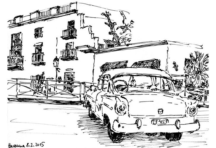 Eine Reise nach Kuba
