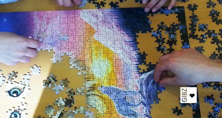 Puzzle-Notstand in der Mediathek ;)