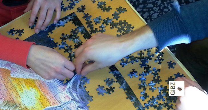 Help! Puzzle-Notstand in der Mediathek …