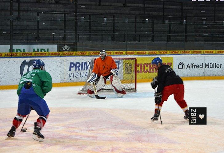 Die Profis spielen Playoff – das GIBZ Sportteam zum Plausch