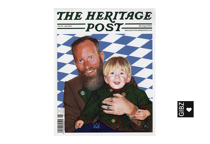 """""""Heritage Post"""" –  Selbstporträts im ABU-Bereich """"Sprache und Kommunikation"""""""