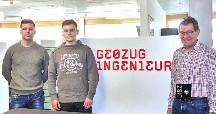 Jonas Reinwald, ZFI aus Bayern im Auslandspraktikum in Baar