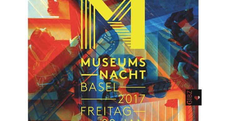 Eine Nacht im Museum 2 – die ZFI3 an der Museumsnacht in Basel