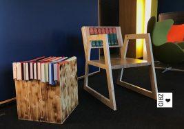 Handwerk, Upcycling & Produktdesign vereint – Projektarbeit der Schreiner SR3
