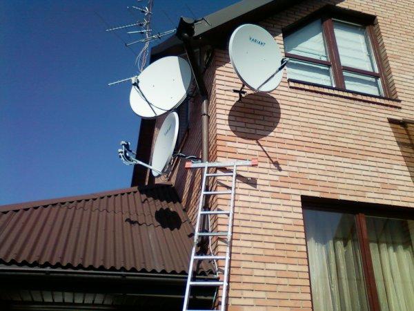 Συνδέστε το δορυφορικό Διαδίκτυο