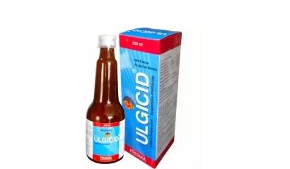 Ulgicid Suspension Mint 200ml – GiddPharmacy