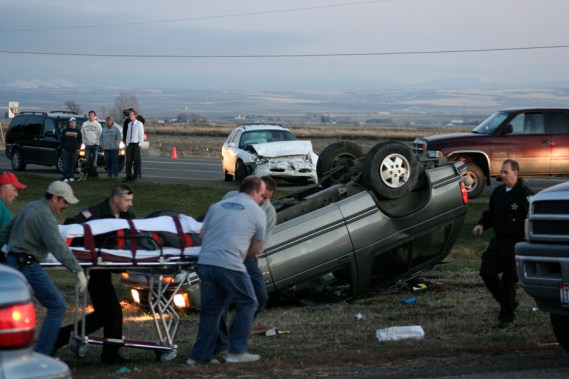 Injury Car Accident, Sugar City, ID