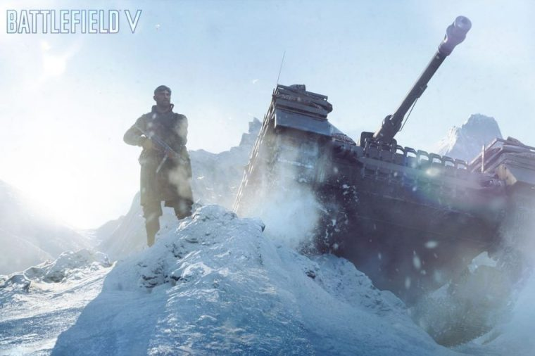 Battlefield v guide tanks