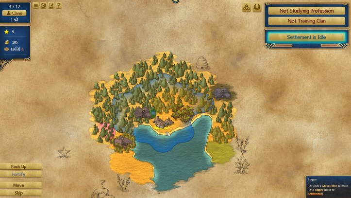 at the gates civilization map 1