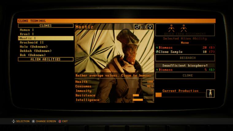 genesis alpha one alien
