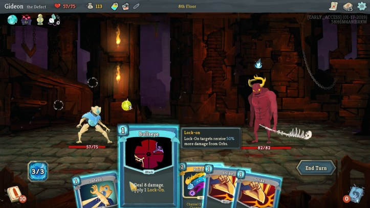 Slay The Spire boss battle