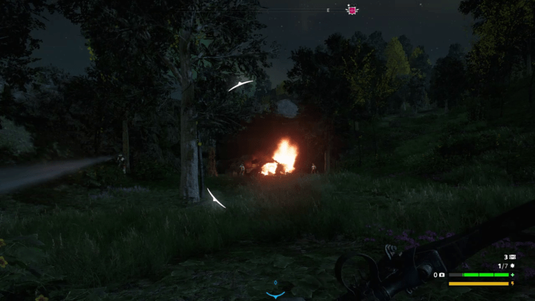 Farcry explosion