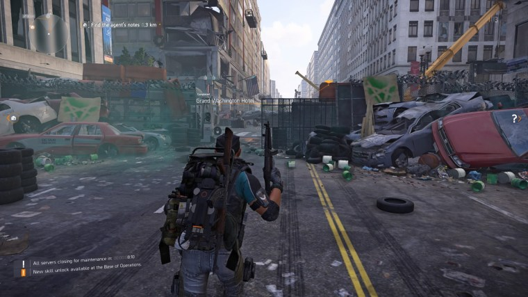 The division 2 city