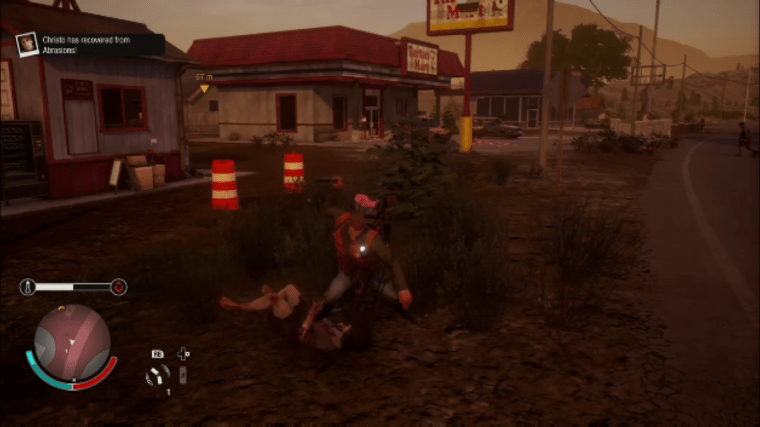 State of Decay 2 stealth kill