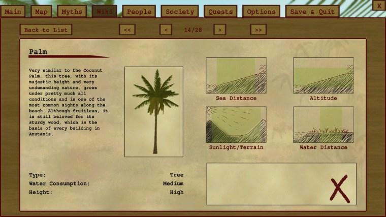 Tidal tribe tree