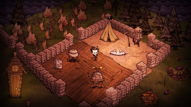 Don't Starve Survival games