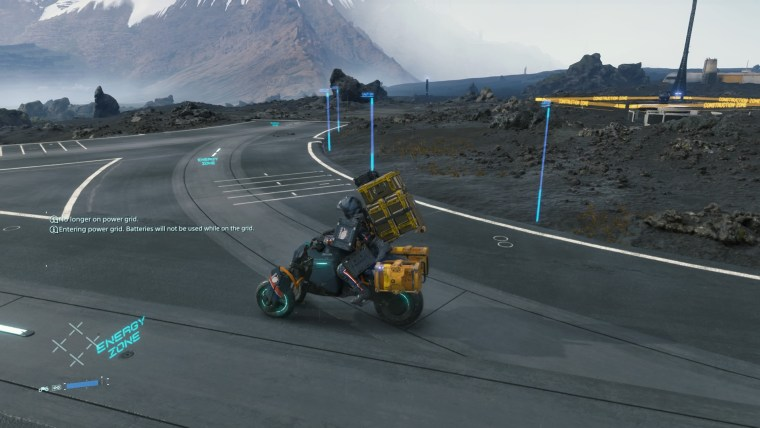 Death Stranding Bike