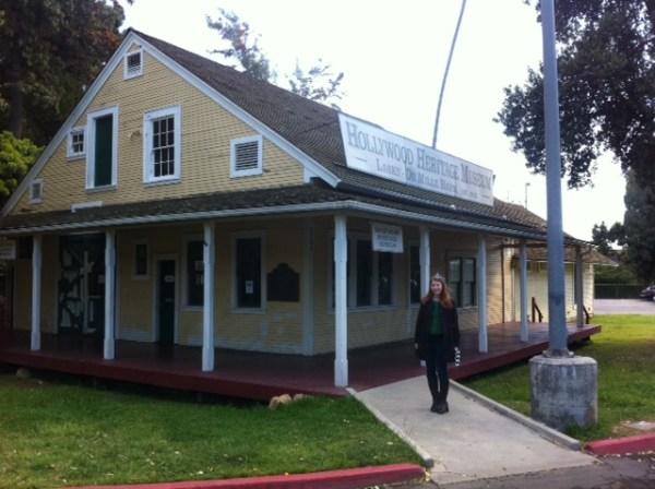 Hollywood Heritage Museum Gidget s moondoggie