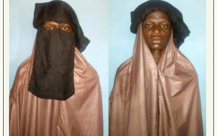 Police Arrests Kidnappers Who Disguised As Women In Katsina