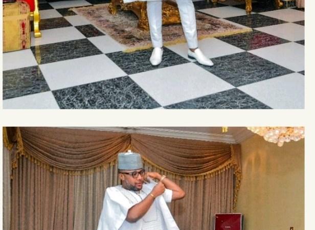 E-Money Shows Off His Parlor In New Photos